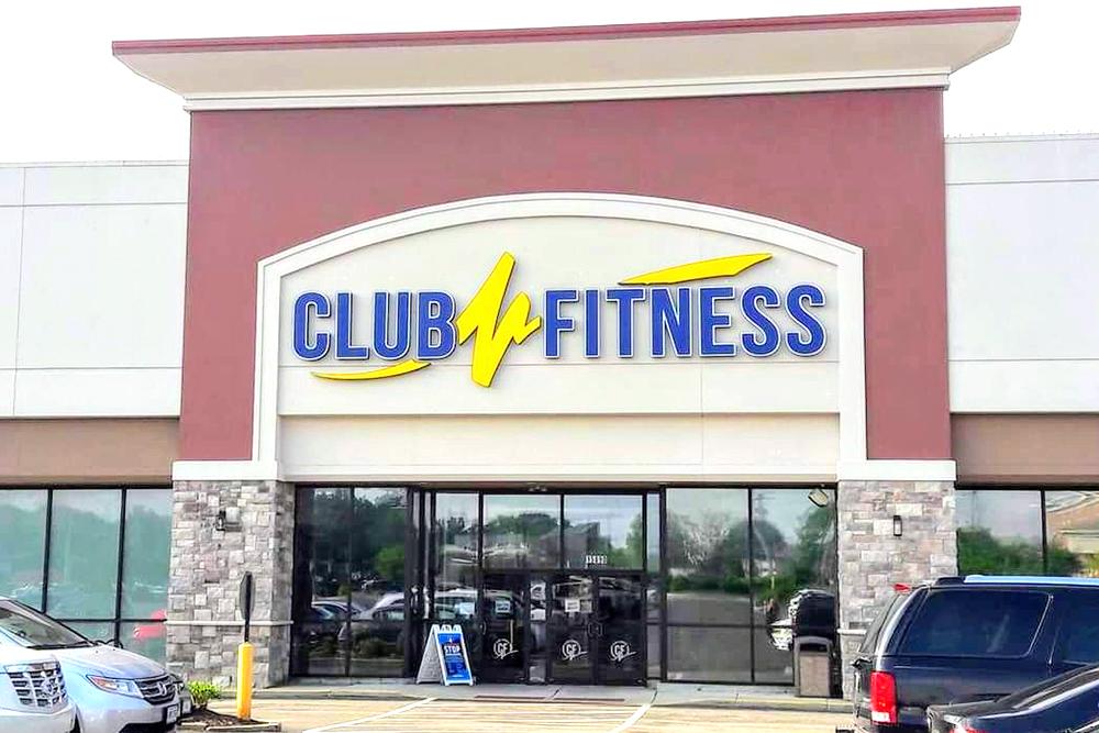 Gyms Near Me Club Fitness